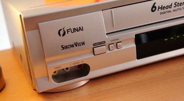 "Funai Corporation said that there is a ""difficulty in acquiring parts"" for VCRs"