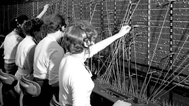 Originally jack was developed for manual telephone exchange systems back in 1870s