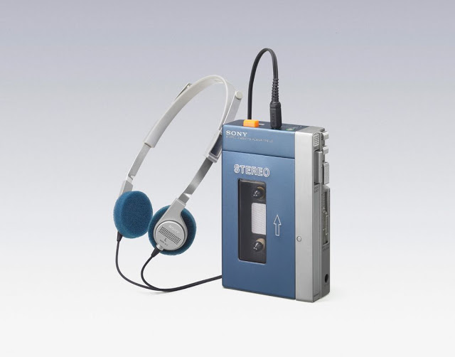 Walkman changed the way we listen music long before iPod took the stage.