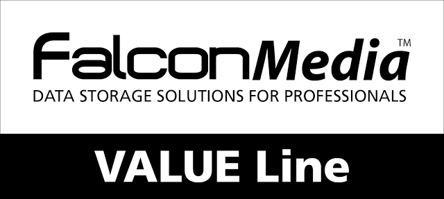 FalconMedia Value Line - a product that is suitable for your important memories storage.