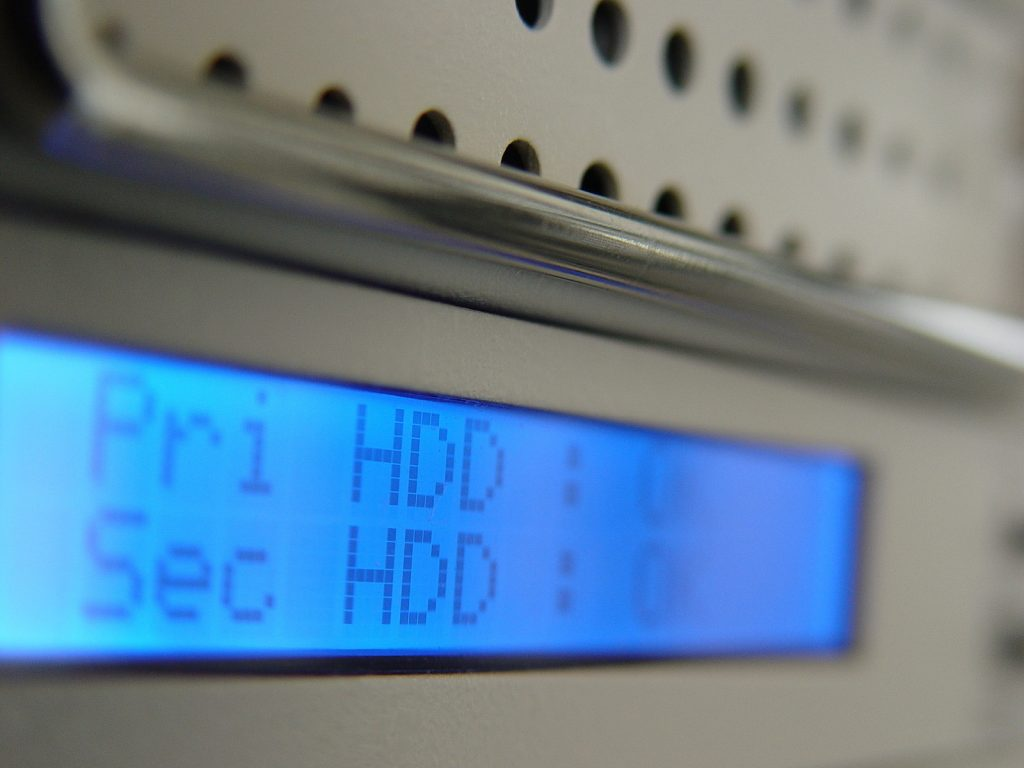 """Hot"" backup data storage is usually made on HDDs"
