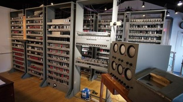 A copy of Edsac is being built at the National Museum of Computing