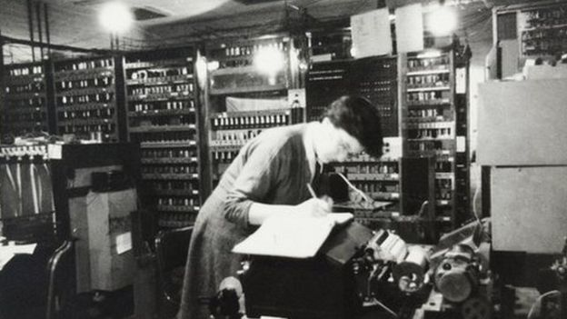Research students like Joyce Wheeler had to use Edsac at night